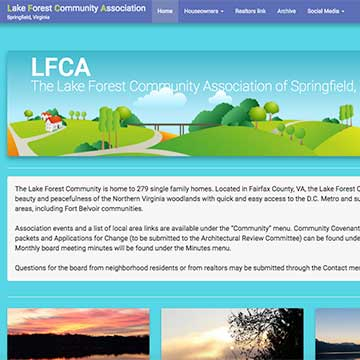 Lake Forest Community Association